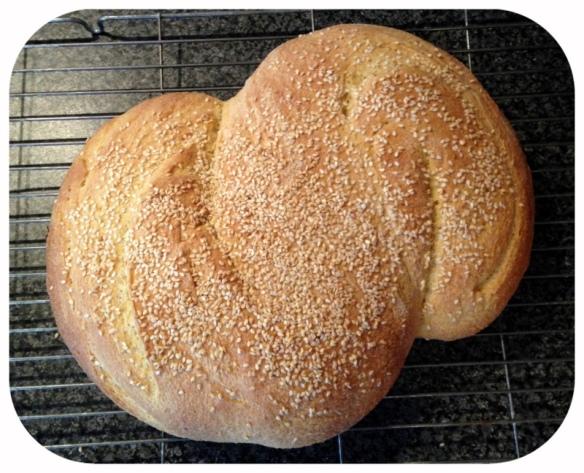 Sicilian Bread Scroll